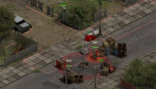Affected Zone Tactics screenshot4
