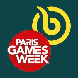 Bananatic se déplace à la Paris Games Week!