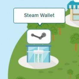 Des cartes Steam Wallet !