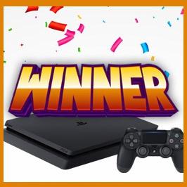 La Playstation 4 a été gagné par...