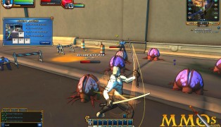 Champions Online screenshot6