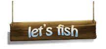 Let's Fish! logo
