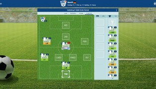 Online Fussball Manager screenshot7