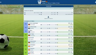 Online Fussball Manager screenshot8