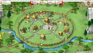 Travian Kingdoms screenshot3