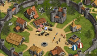 Tribal Wars screenshot4