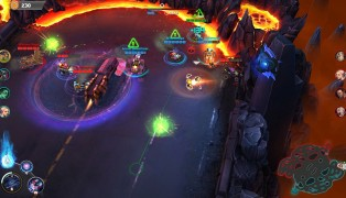 Heavy Metal Machines screenshot6