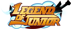 Legend of Junior logo