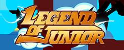 Legend of Junior logo
