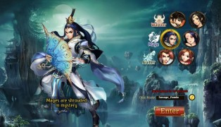 Realm of Warriors screenshot1