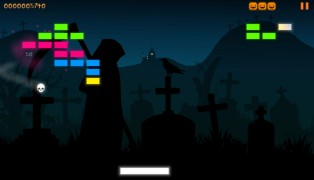 Halloween Arkanoid 2 screenshot1