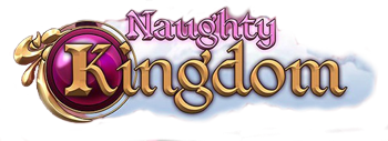 Naughty Kingdom logo