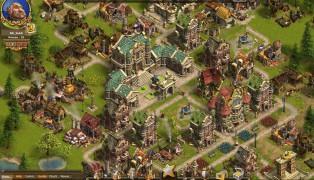 The Settlers Online screenshot1