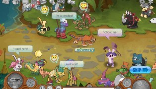 Animal Jam screenshot1