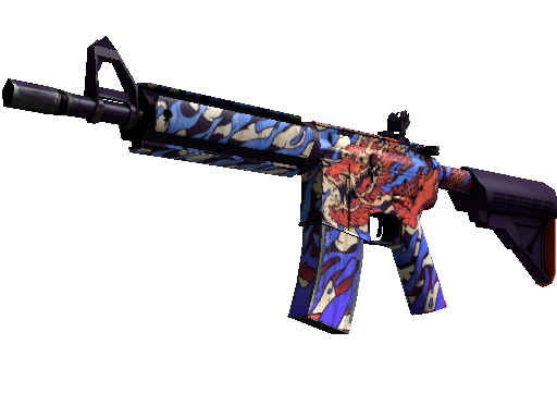 M4A4 | 龍王 (Dragon King) za darmo
