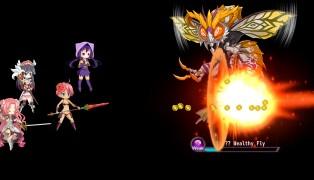 Flower Knight Girl screenshot7