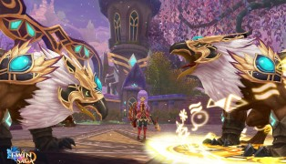 Twin Saga screenshot5
