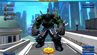 Champions Online screenshot3