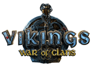 Vikings: War of Clans logo