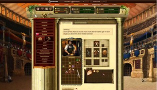 Gladiatus screenshot7