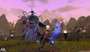 ASTA - The War of Tears and Winds screenshot1