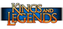Kings and Legends logo