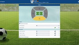 Online Fussball Manager screenshot4