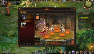 League of Angels screenshot4