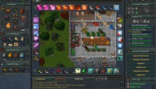 Tibia screenshot4