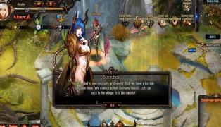 Goddess of War screenshot2