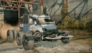 Crossout screenshot1