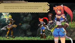 Heroine Anthem Zero screenshot8