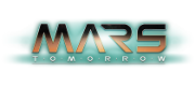 Mars Tomorrow logo