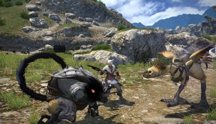 Final Fantasy XIV screenshot2