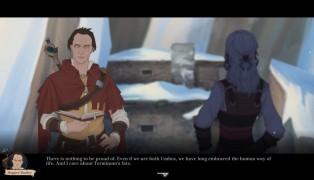 Ash of Gods (B2P) screenshot4