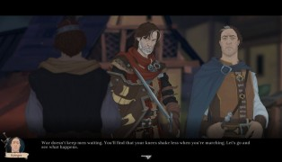 Ash of Gods (B2P) screenshot8