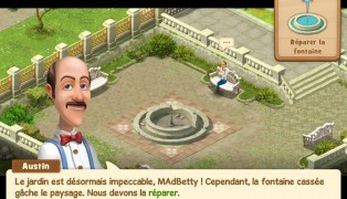 Gardenscapes screenshot4