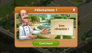 Gardenscapes screenshot6
