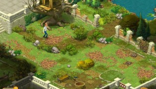 Gardenscapes screenshot8