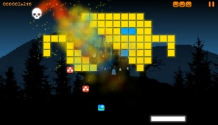 Halloween Arkanoid 2 screenshot2