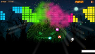 Halloween Arkanoid 2 screenshot3