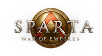 Sparta: War of Empire logo