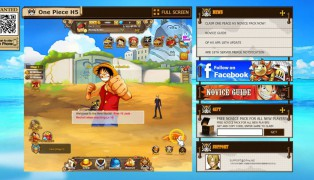 One Piece H5 screenshot1