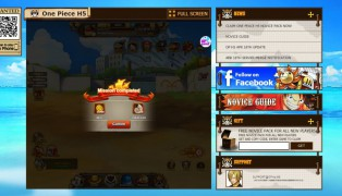 One Piece H5 screenshot3
