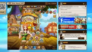 One Piece H5 screenshot10