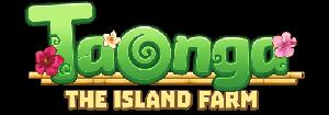 Taonga: the Island Farm logo