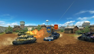 Tanki Online screenshot1