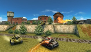 Tanki Online screenshot7