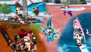 Cosmic League screenshot1