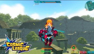 Cosmic League screenshot3